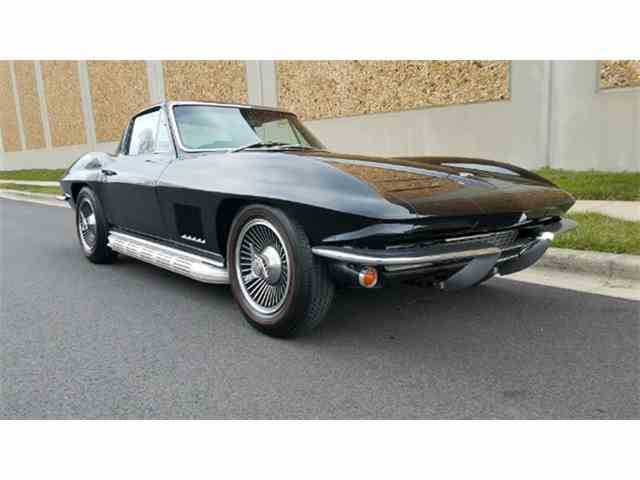 Picture of '67 Chevrolet Corvette Offered by Carlisle Auctions - N303