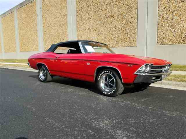 Picture of Classic 1969 Chevrolet Chevelle SS located in Carlisle PENNSYLVANIA Offered by Carlisle Auctions - N30A