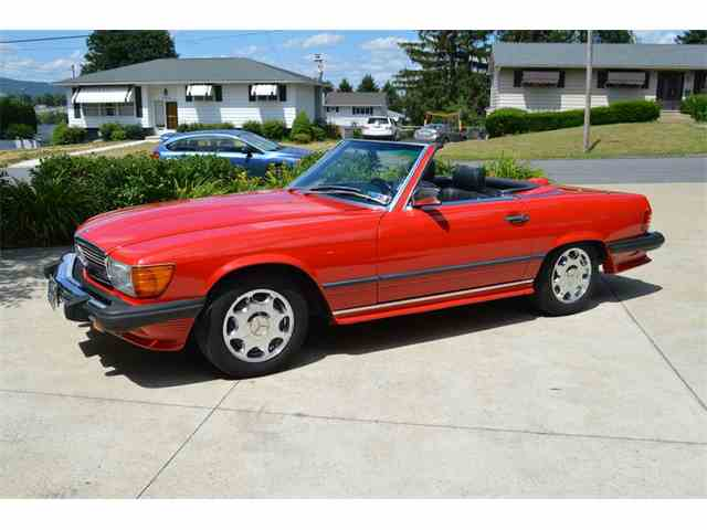 Picture of '86 560SL - N30D