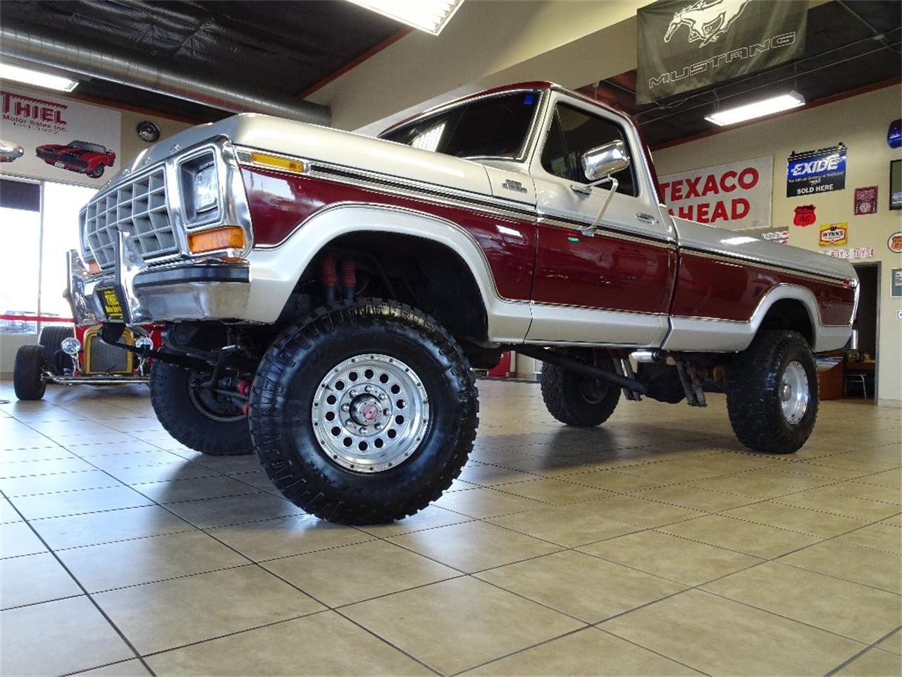 79 F250 Ranger Ford F 250 Large Picture 1280x960