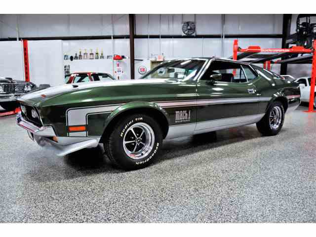 Picture of '71 Mustang - N30J