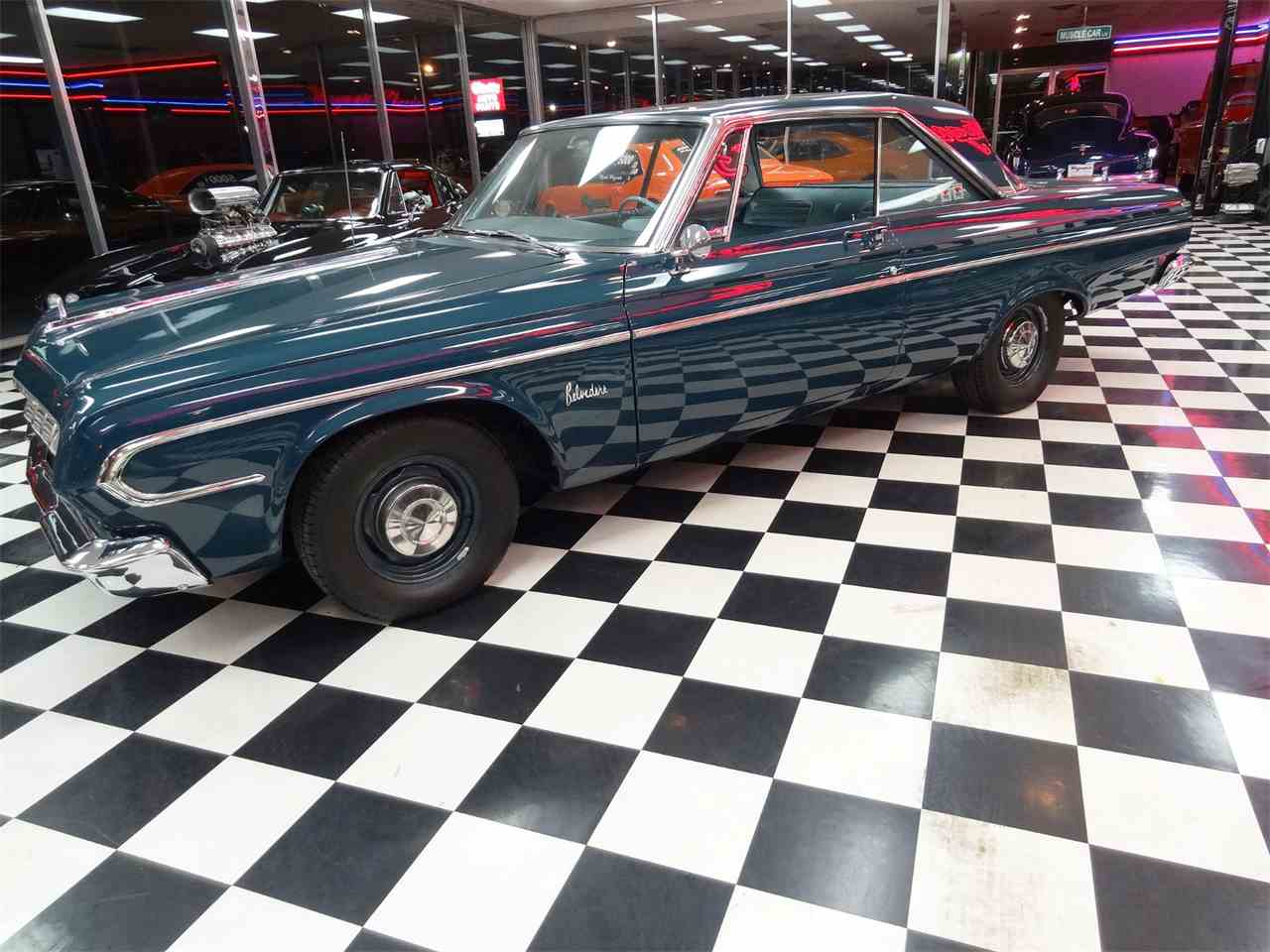 1964 Plymouth Belvedere for Sale   ClassicCars.com   CC-1076997