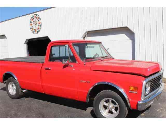 Picture of '71 Pickup - N314