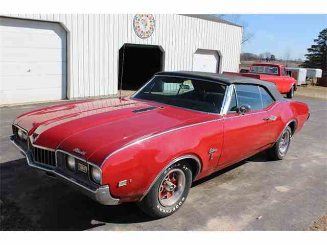Picture of '68 Convertible - N315