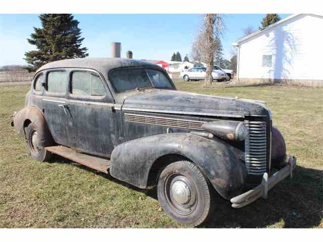 Picture of Classic 1938 Buick 4-Dr Sedan Auction Vehicle - N319
