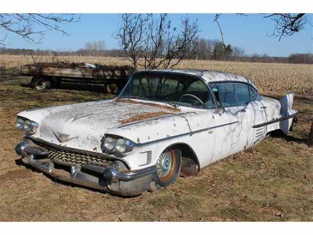 Picture of 1958 4-Dr Sedan located in MICHIGAN - N31A