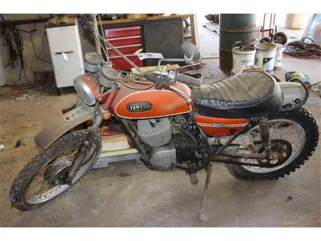 Picture of '71 Motorcycle - N31B