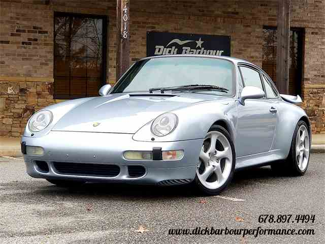 Picture of '96 911 Carrera Turbo - N31L