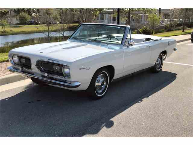 Picture of 1967 Barracuda Auction Vehicle Offered by Barrett-Jackson Auctions - N31U
