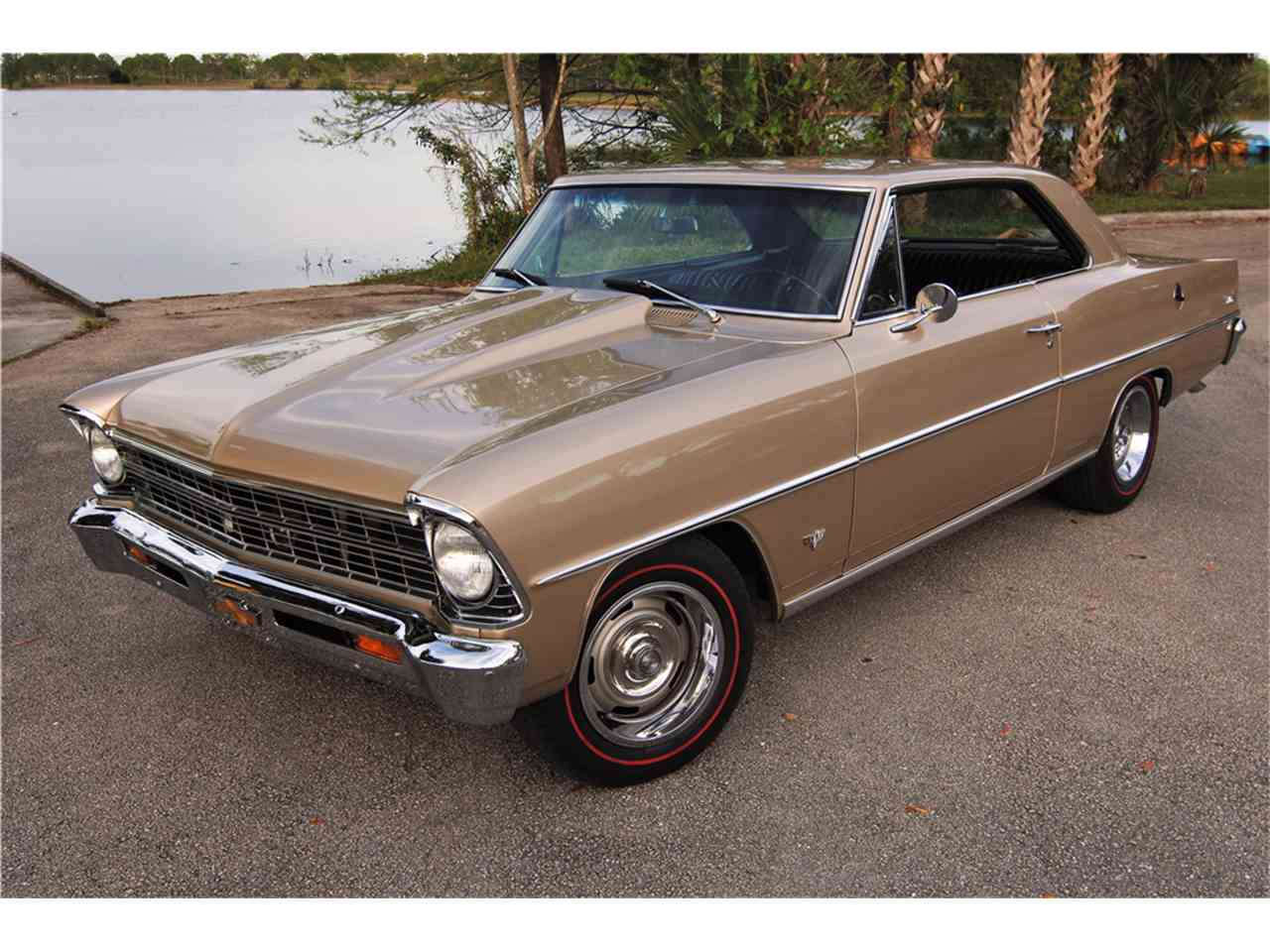 1967 chevrolet chevy ii nova for sale cc 1077046. Black Bedroom Furniture Sets. Home Design Ideas