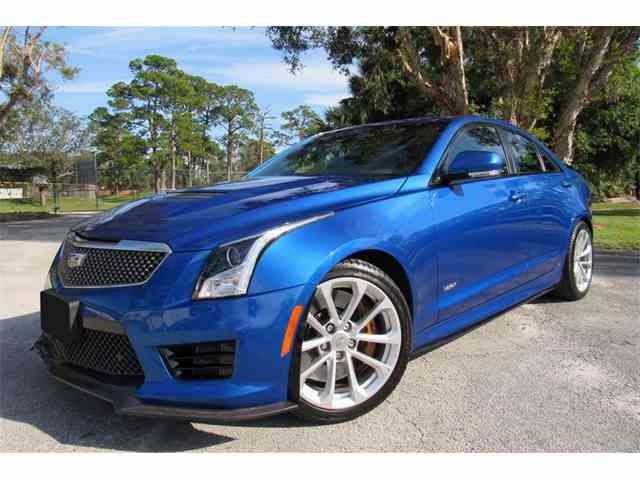 Picture of '16 ATS-V - N31Z