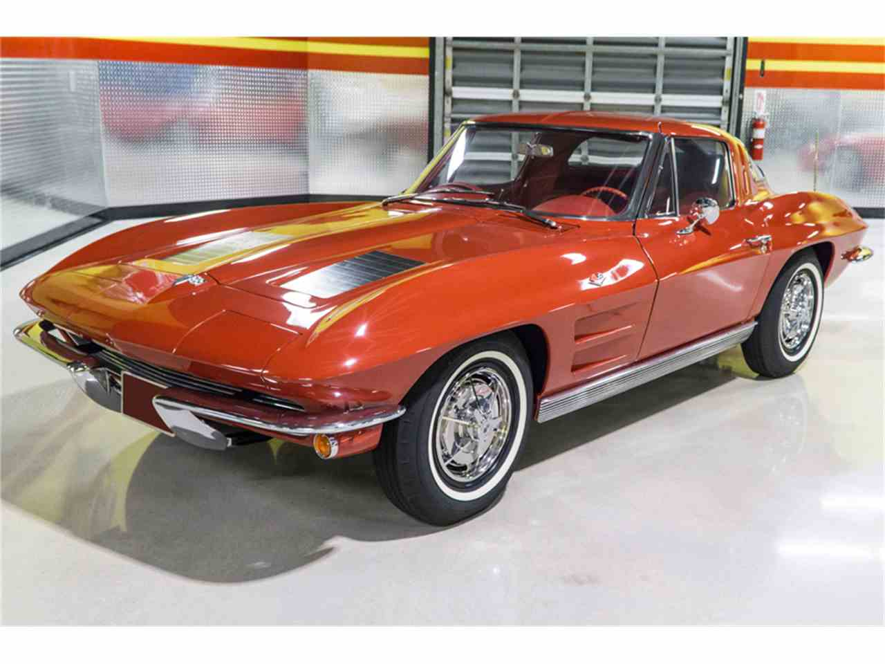 1963 chevrolet corvette for sale cc 1077059. Black Bedroom Furniture Sets. Home Design Ideas
