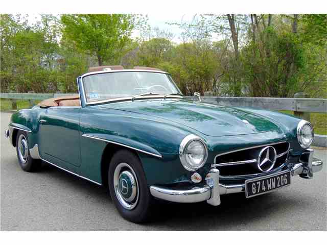 1959 to 1961 mercedes benz 190sl for sale on for 1961 mercedes benz
