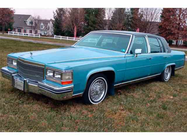 Picture of '85 Fleetwood Brougham - N32J