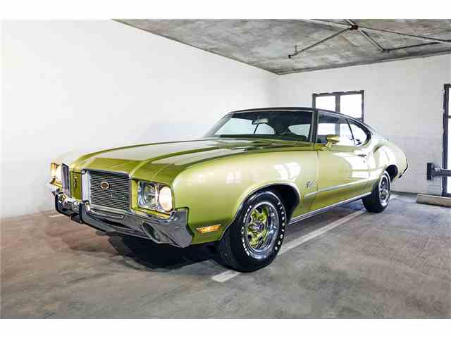 Picture of 1971 Cutlass Offered by Barrett-Jackson Auctions - N32O