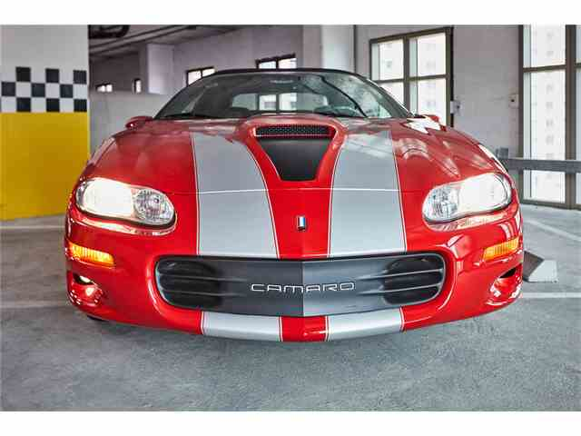 Picture of '02 Chevrolet Camaro SS located in West Palm Beach Florida Offered by Barrett-Jackson Auctions - N32P