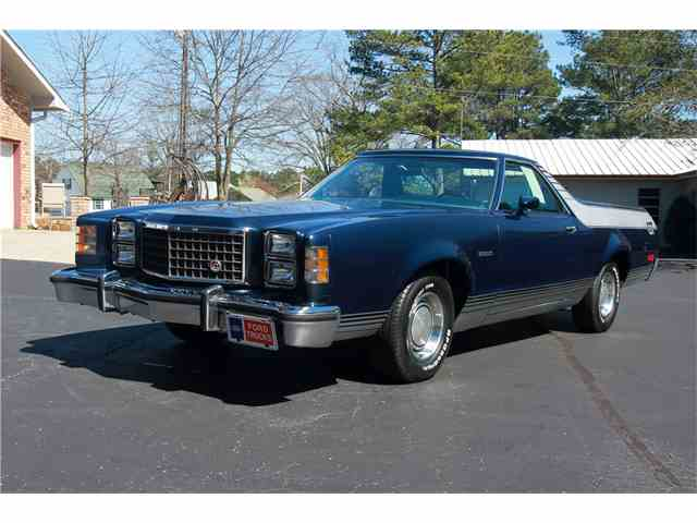 Picture of '79 Ford Ranchero Offered by Barrett-Jackson Auctions - N32W