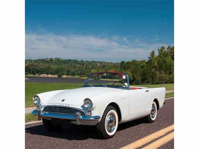 Picture of Classic '62 Sunbeam Alpine - $18,900.00 Offered by MotoeXotica Classic Cars - MXO7