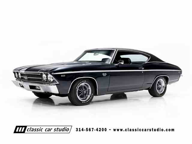 Picture of Classic '69 Chevelle - N33Q
