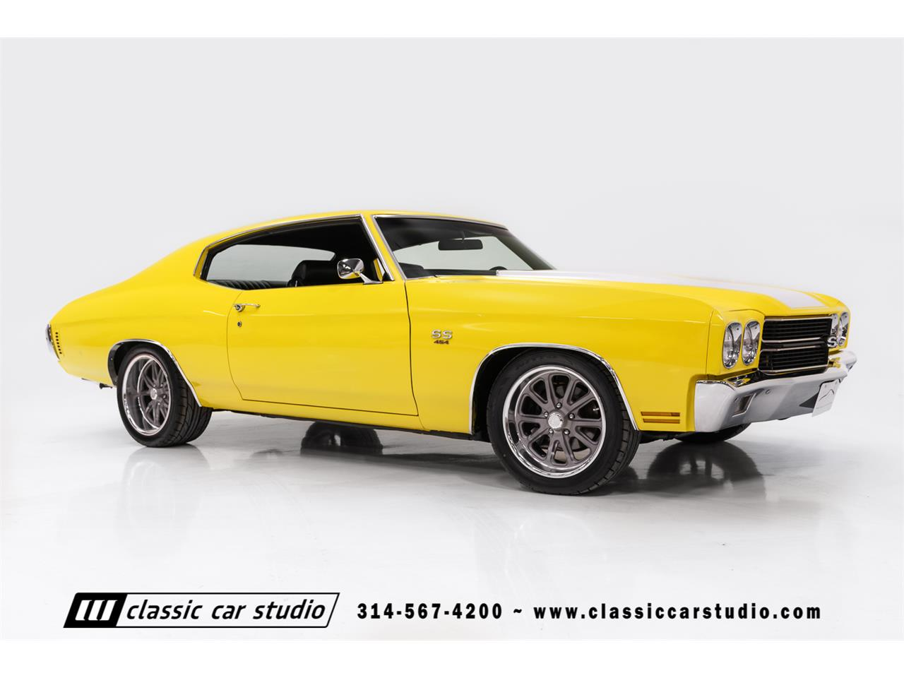Large Picture of '70 Chevelle - N33T