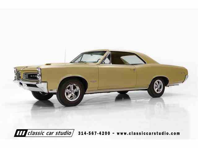 Picture of 1966 Pontiac GTO Offered by Classic Car Studio - N34T