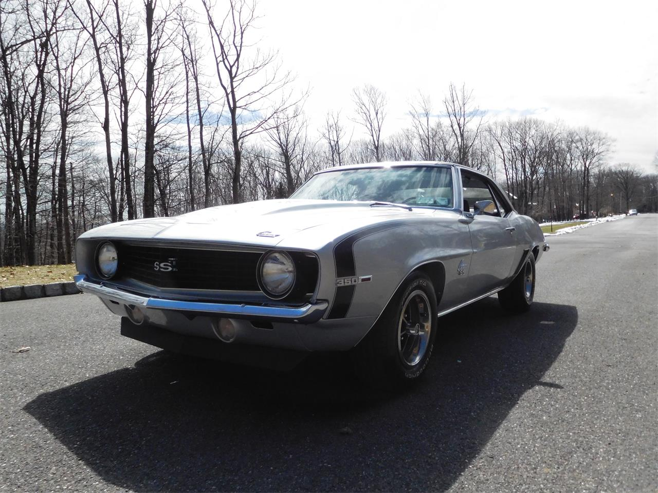 Large Picture of 1969 Camaro - N36A