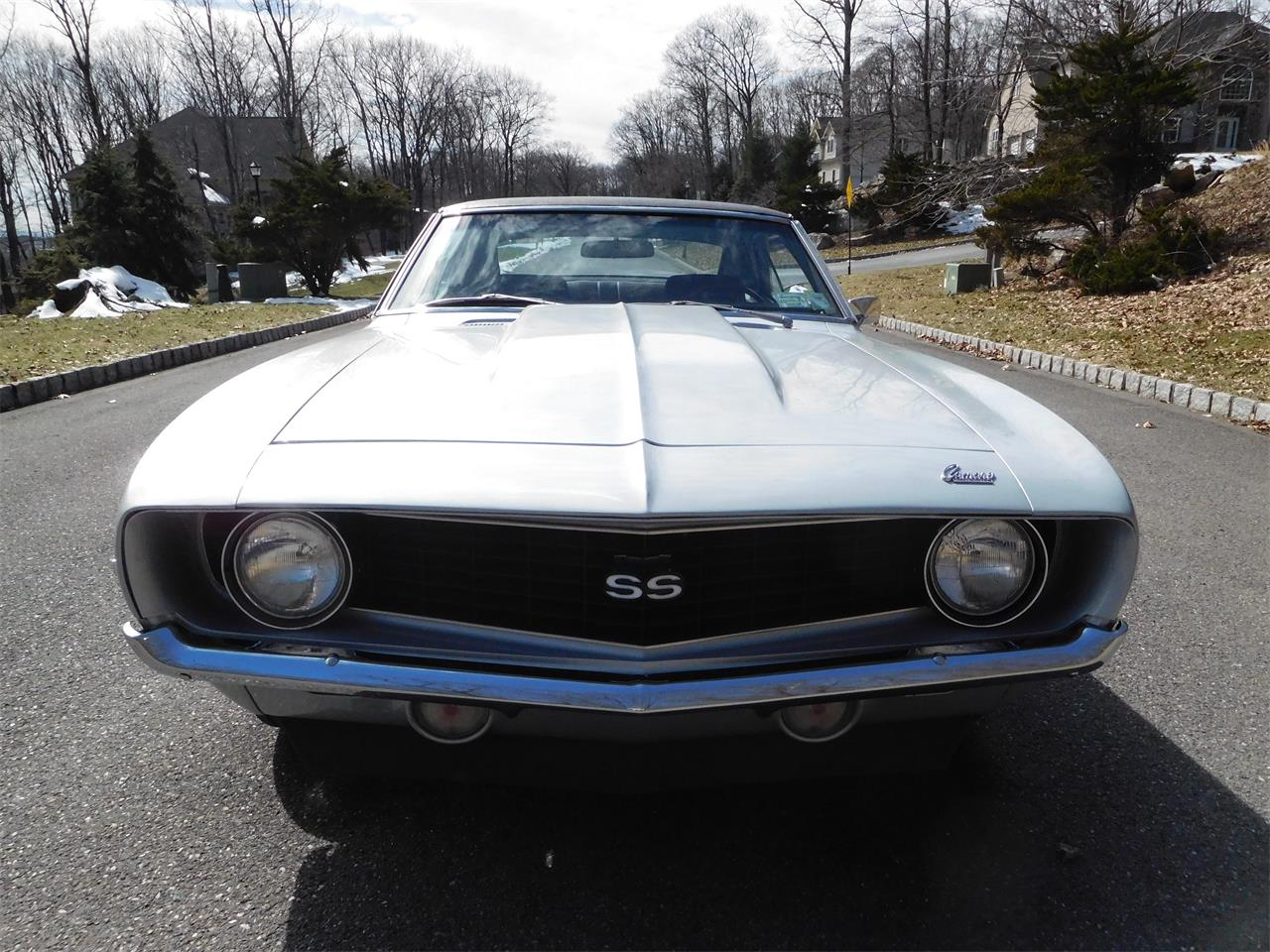 Large Picture of '69 Chevrolet Camaro - $25,495.00 Offered by a Private Seller - N36A