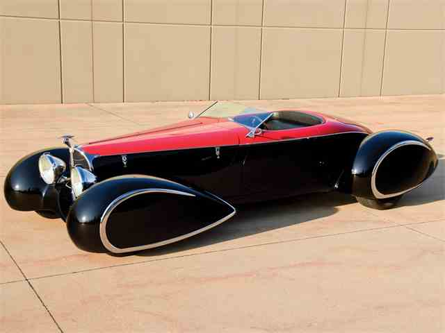 Picture of '03 Bugnaughty Boattail Speedster - N36Y