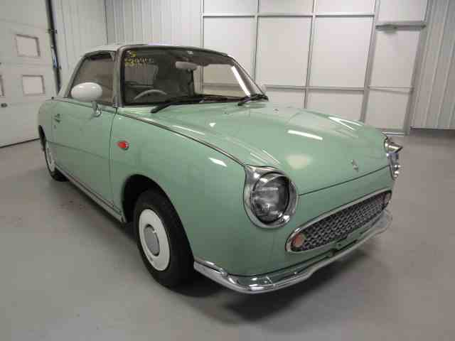 Picture of 1991 Nissan Figaro located in Christiansburg Virginia - N375