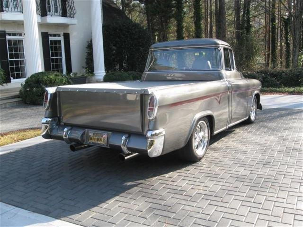 Large Picture of '55 Chevrolet Cameo located in Marietta Georgia - $69,950.00 Offered by Classic Investment LTD - MY6C