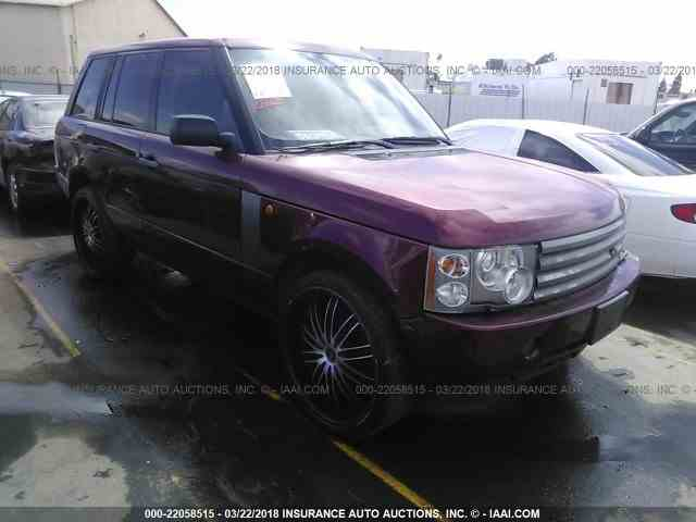 Picture of '04 Range Rover - N37Q