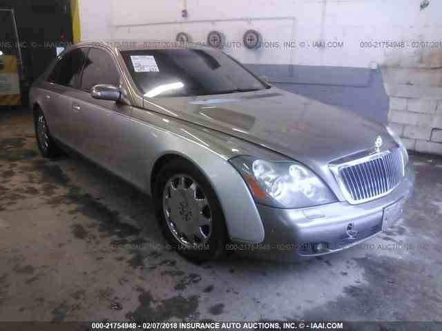Picture of '05 MAYBACH - N37R