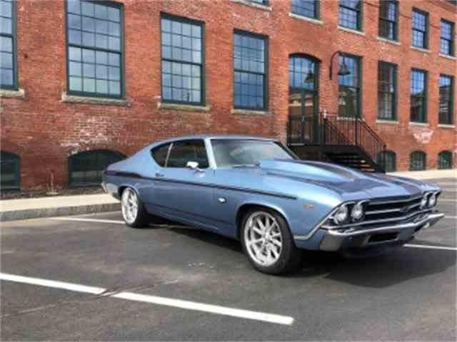 Picture of '69 Chevelle located in Palatine Illinois - $27,500.00 - N37V