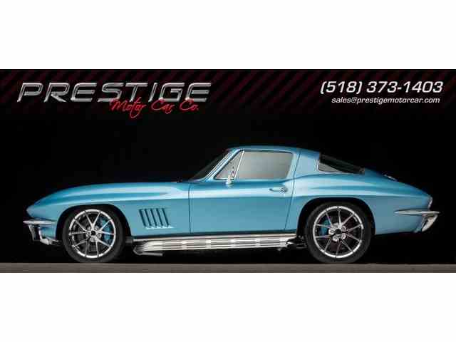 Picture of 1967 Chevrolet Corvette located in Clifton Park New York - $179,999.00 Offered by Prestige Motor Car Co. - N38G