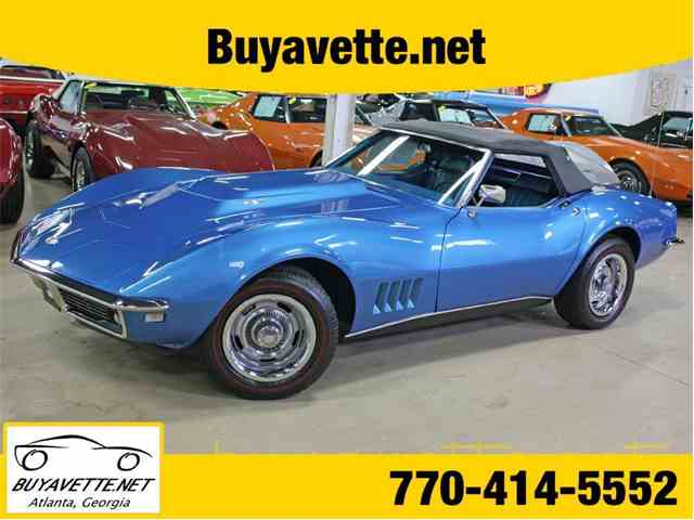 Picture of Classic '68 Chevrolet Corvette - N38N
