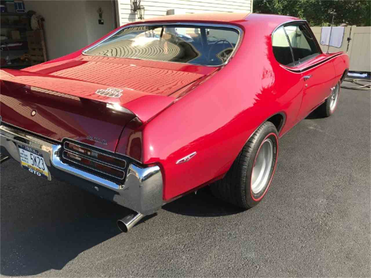 1969 Pontiac GTO (The Judge) for Sale | ClassicCars.com | CC-1077288