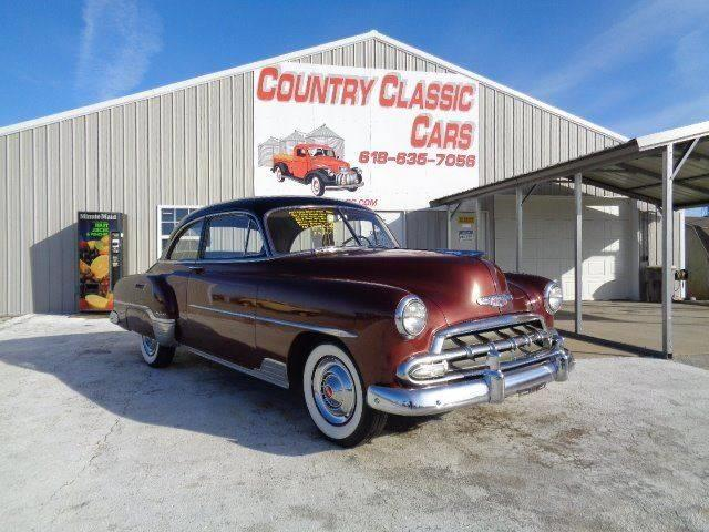 Picture of '52 Deluxe - N393