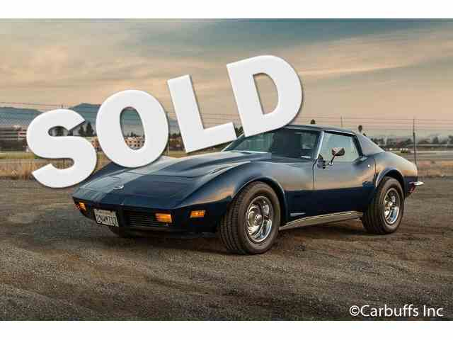 Picture of '73 Corvette Offered by Carbuffs - N3A3