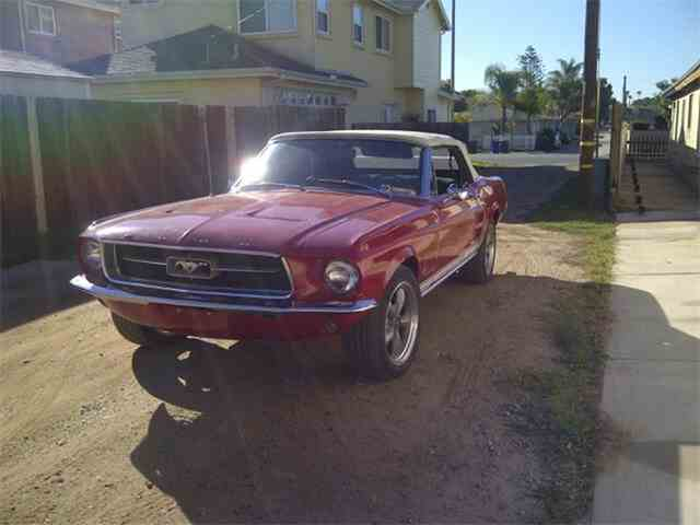 Picture of '67 Mustang - N3A9