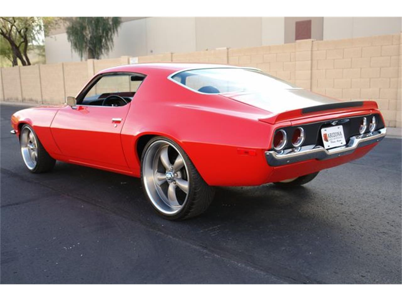 Large Picture of Classic 1971 Chevrolet Camaro located in Phoenix Arizona - $44,950.00 Offered by Arizona Classic Car Sales - N3AP
