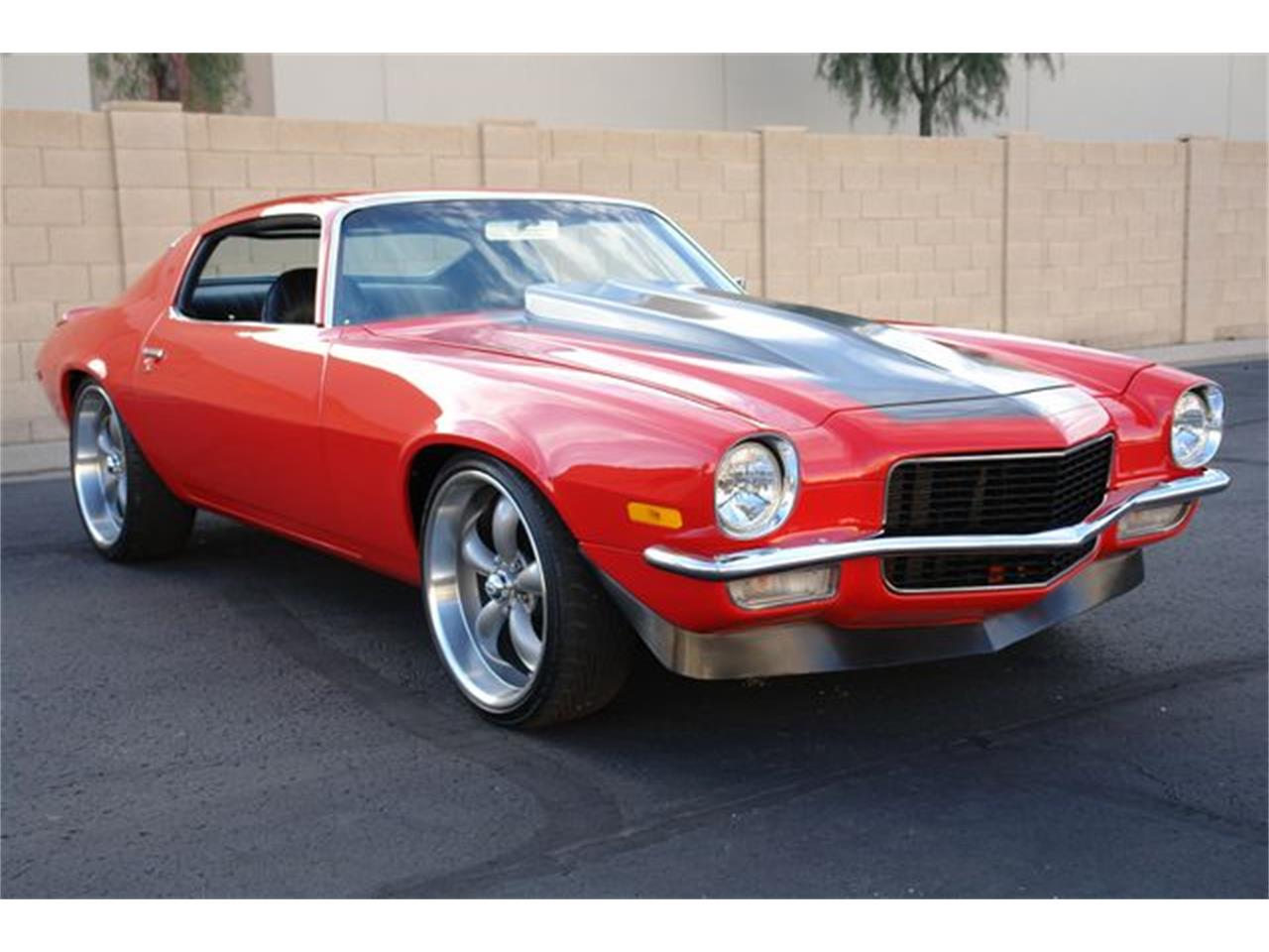 Large Picture of 1971 Camaro located in Phoenix Arizona Offered by Arizona Classic Car Sales - N3AP