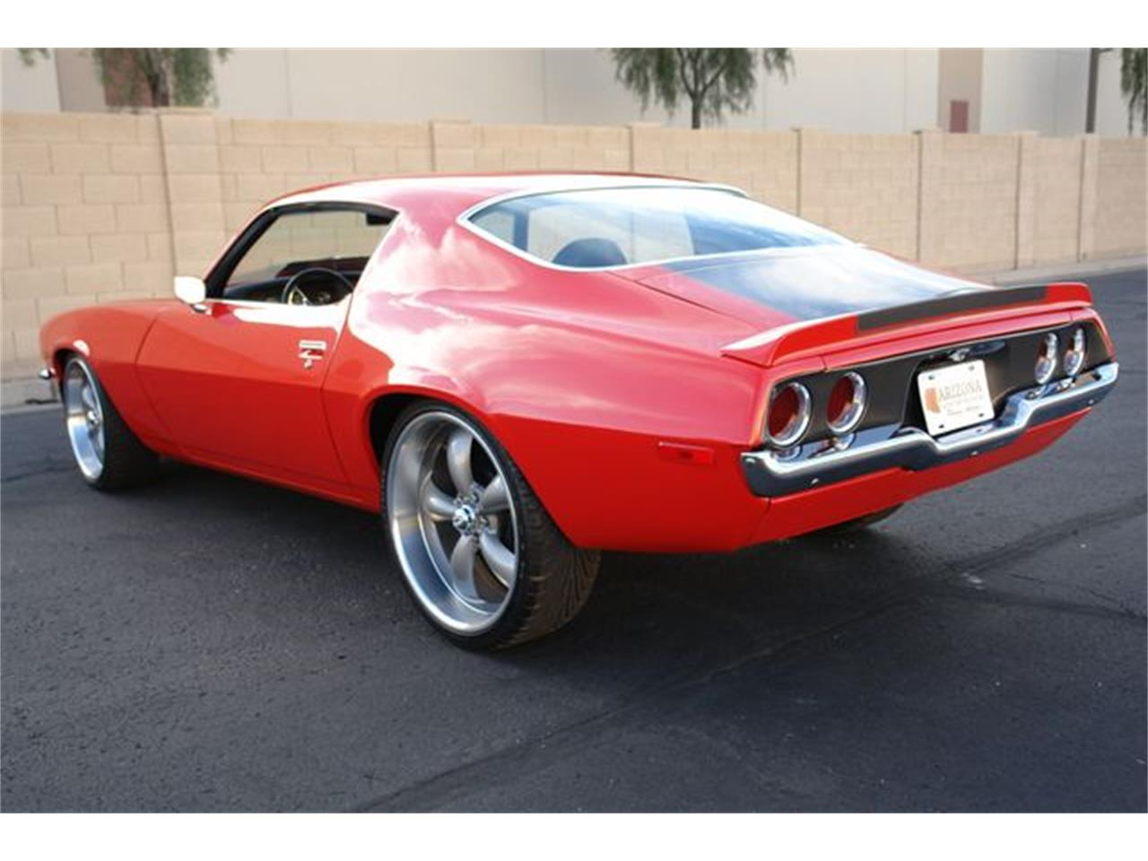 Large Picture of Classic 1971 Chevrolet Camaro located in Arizona Offered by Arizona Classic Car Sales - N3AP