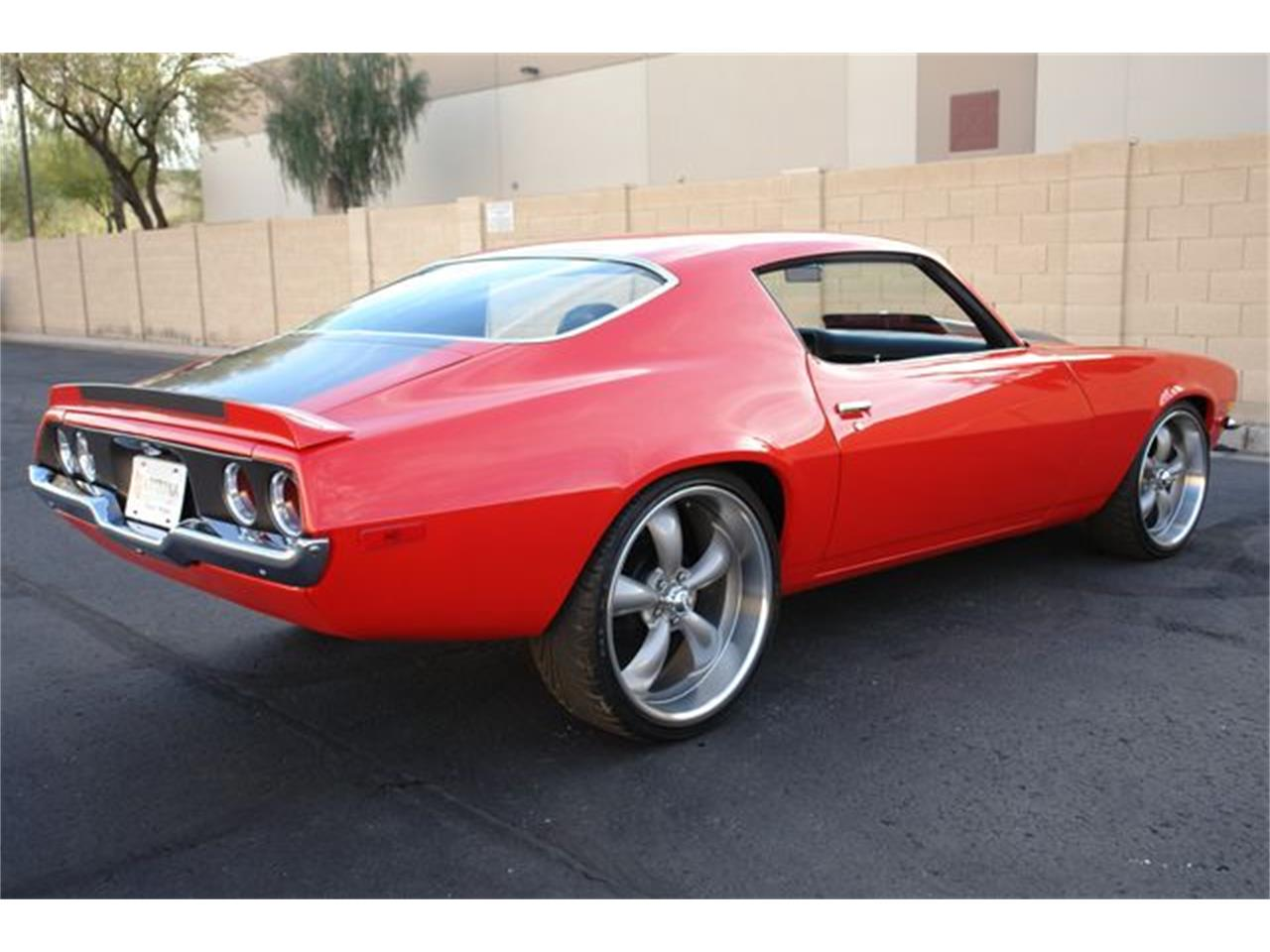 Large Picture of 1971 Chevrolet Camaro located in Arizona - $44,950.00 Offered by Arizona Classic Car Sales - N3AP