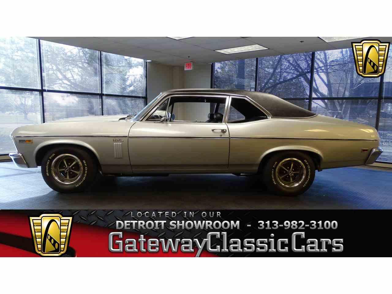 1969 Chevrolet Nova for Sale   ClassicCars.com   CC-1077385