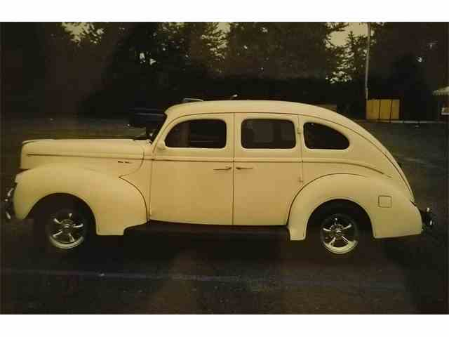 Picture of Classic '40 Ford Deluxe located in Hanover MASSACHUSETTS - N3BL