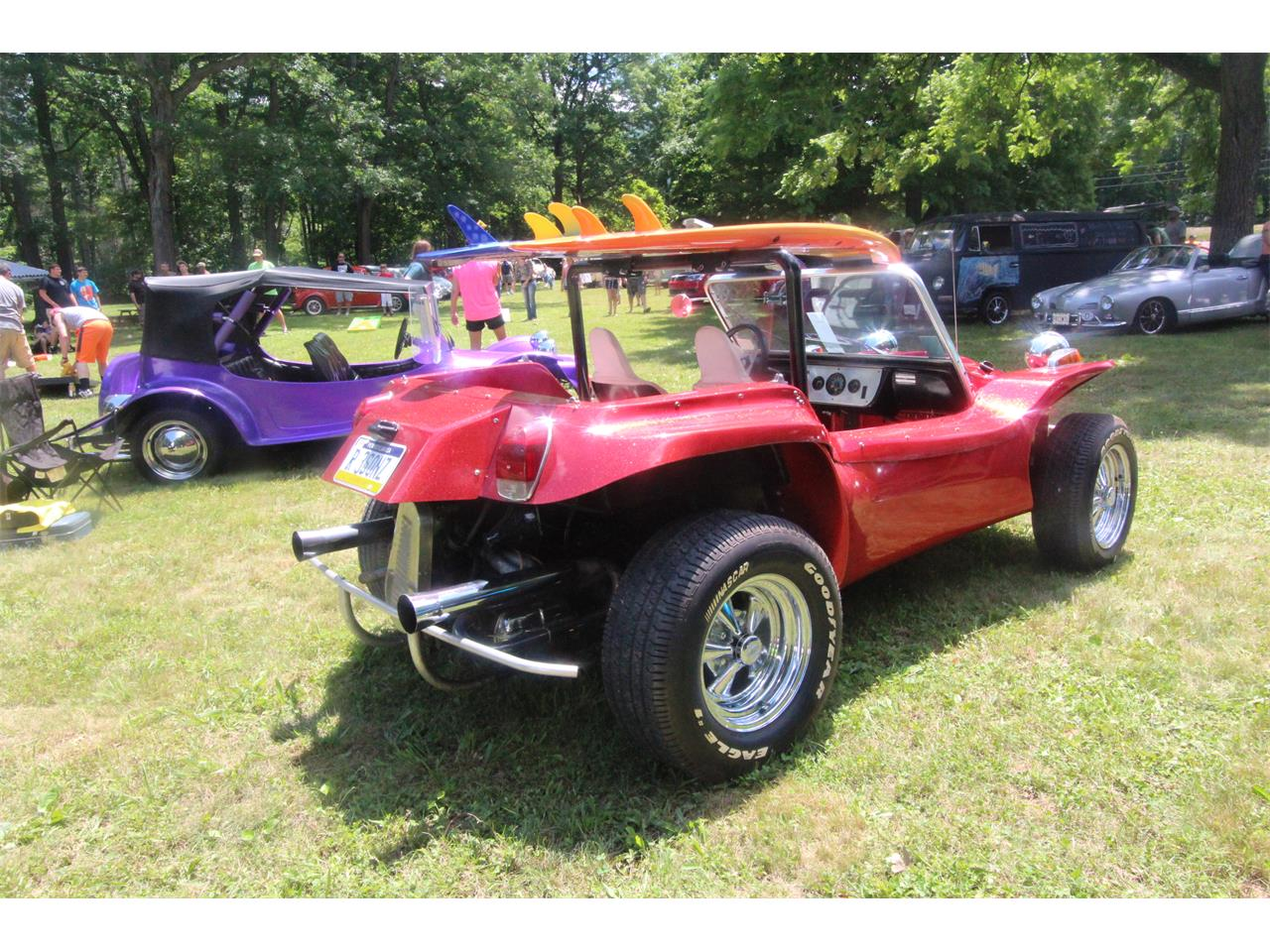 Large Picture of Classic 1971 Volkswagen Dune Buggy - N3BS
