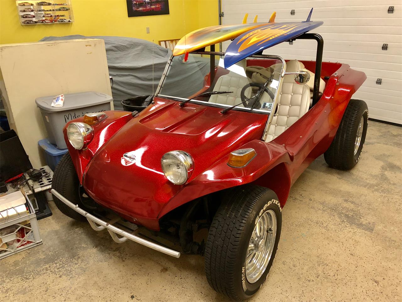 Large Picture of '71 Volkswagen Dune Buggy located in Hyndman Pennsylvania Offered by a Private Seller - N3BS