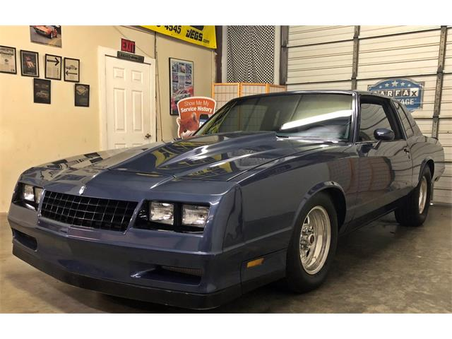 Picture of '84 Monte Carlo SS - N3BX
