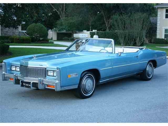 Picture of '76 Eldorado - N3BY