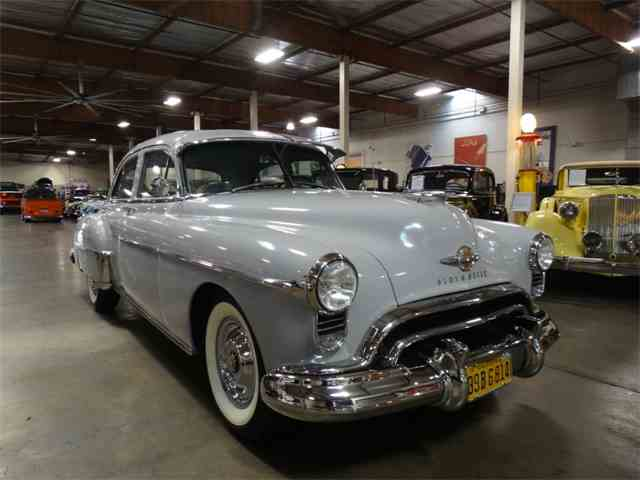 Picture of Classic '50 Oldsmobile Rocket 88 located in Costa Mesa California - $24,500.00 Offered by  - N3C0